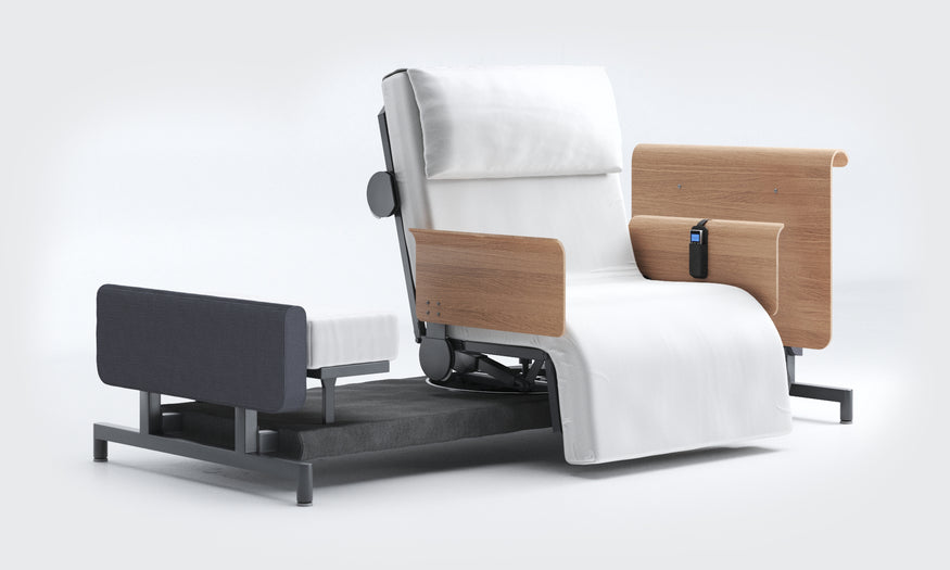 Opera RotoBed Home Rotating Chair Bed