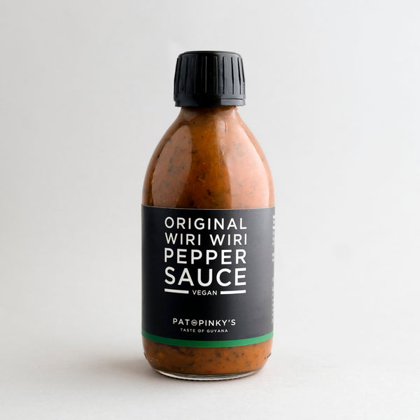 Original Wiri Wiri Pepper Sauce 200ml