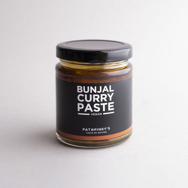 Bunjal Curry Paste 190ml
