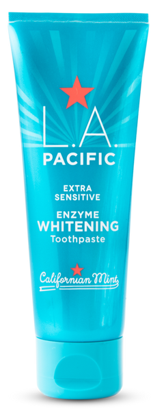 CASE: L.A Pacific Extra Sensitive Enzyme Whitening Toothpaste 75ml