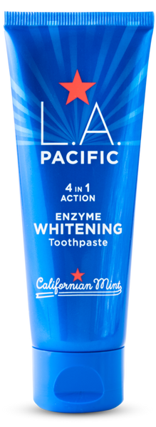 CASE: L.A Pacific Enzyme Whitening Toothpaste 75ml