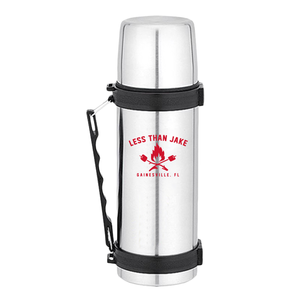 LTJ 32oz. Jumbo Thermos with Handle