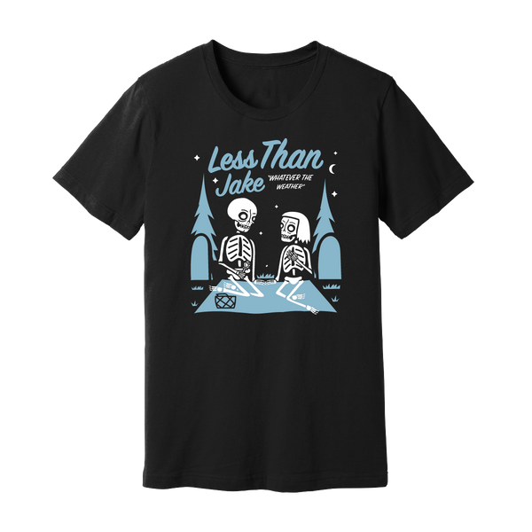 LTJ Black Weather Unisex T-Shirt