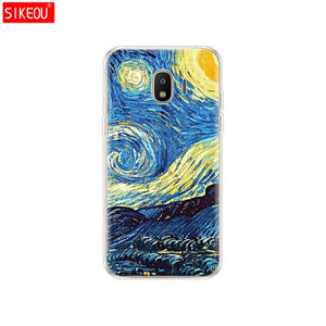 Soft Case For Samsung J2 Core Case Silicone Back Cover Phone Case For Samsung Galaxy J2 Core 2018 J 2 SM-J260F J260F J260 flower