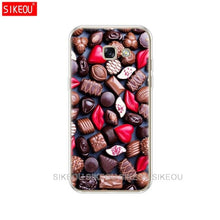 Load image into Gallery viewer, phone case cover for Samsung Galaxy A3 A5 A7 2015 2016 2017 A500 A510 A520 A300 A310 A320 A700 A710 A720 alenka bar chocolate