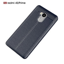 Load image into Gallery viewer, For Xiaomi Redmi 4 Pro Prime Case Litchi Leather Grained TPU Silicon Cover Cases For Xiaomi Redmi 4 Pro Prime 3GB Version