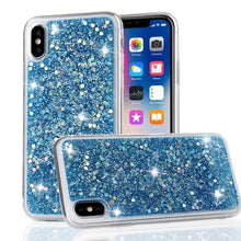 Load image into Gallery viewer, LAPOPNUT Luxury Glitter Gloss Sequins Soft Shockproof Silicone Case Cover for Apple Iphone 11 Xr Xs Max X 8 7 Plus 6 6s 5 5s SE