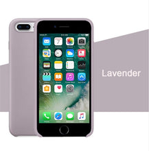 Load image into Gallery viewer, Luxury Silicone Case For iphone 7 8 6S 6 Plus 11 Pro X XS MAX XR Case on Apple iphone 7 8 plus X 10 Cover case Official Original
