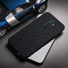 Load image into Gallery viewer, Realme X2 Pro Case Carbon Fiber Silicon Protective Phone Bumper For OPPO Realme XT X2 5 3 Pro C2 X Reno 10X 2Z Ace Z Cover Coque