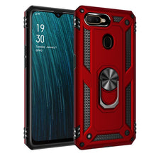 Load image into Gallery viewer, OPPO A5S Case Heavy Duty Tough Rugged Armor Case Kickstand Shockproof Case For OPPO A5S CPH1909 A 5S OPPOA5S OPPO AX5S