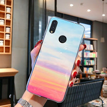 Load image into Gallery viewer, for Xiaomi Redmi Note 7 Case Soft Case sFor Coque Xiaomi Redmi Note 7 5 6 K20 Pro Cover Xiomi Mi 9 9T 8 Lite Cases Marble Case