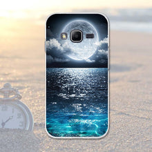 "Load image into Gallery viewer, For Samsung Galaxy J1 mini prime Case Soft Silicone Cases For Samsung J1 mini prime 4.0"" Bags For Galaxy J1mini prime J106F Capa"