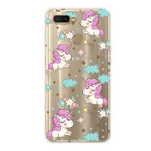 Load image into Gallery viewer, OPPO A5S Case OPPO AX5S Case Silicone TPU Cover Cute Phone Case On For OPPO A5S CPH1909 CPH 1909 OPPOAX5S OPPOA5S Case Soft