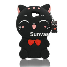 Load image into Gallery viewer, For Samsung Galaxy J1 J3 J5 J7 A5 A7 (2015)(2016) 3D Case Cartoon Soft Silicone Cover Phone Cases Fundas Coque Shockproof