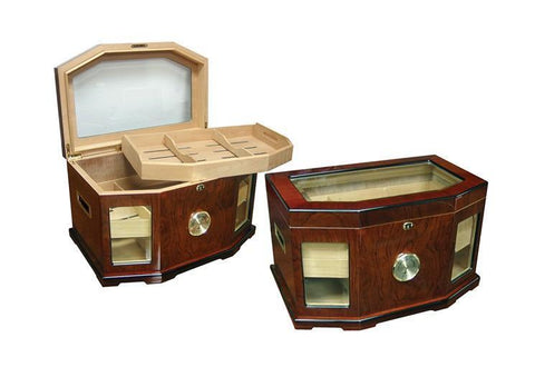 Desktop & End Table Humidor Cigar Room