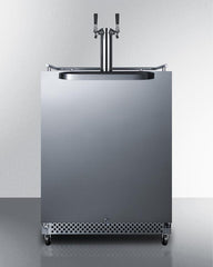 Image of Wide Built-In Outdoor Coffee Kegerator