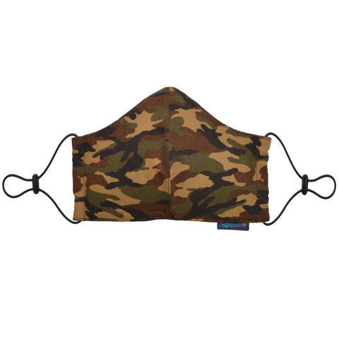 Maskeraid Camouflage Reusable Cotton Face Mask