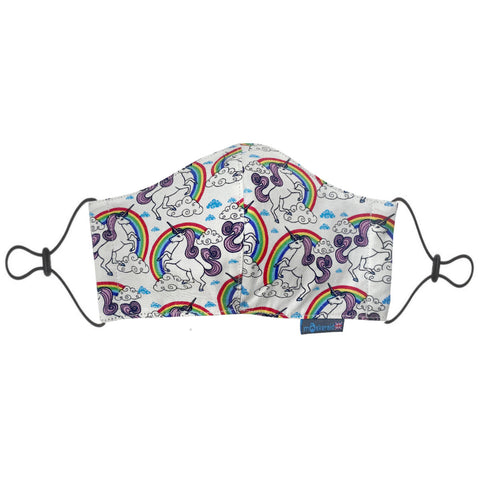 Maskeraid Over the Rainbow Reusable Cotton Face Mask