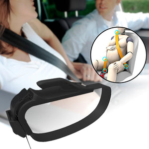 BellyStopper Safety Seatbelt