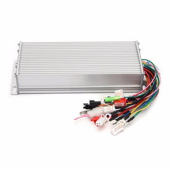 DC 48V 1500W Brushless Motor Controller for E-bike Scooter
