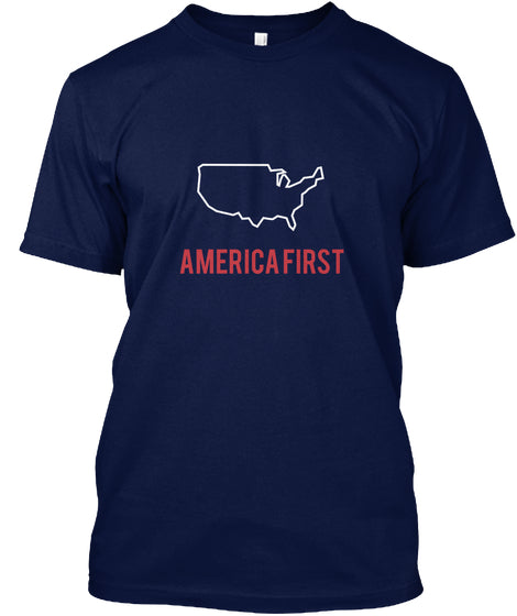 America First Classic T-shirt