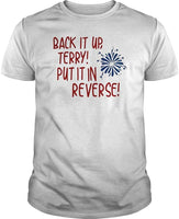 Back It Up Terry T shirt