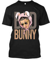 Bad Bunny Funny Design T shirt