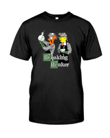 Breaking Bad Beaker Slim Fit T-Shirt