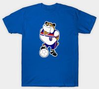 Bulldog Bobby England Football T-Shirts - Teetaho