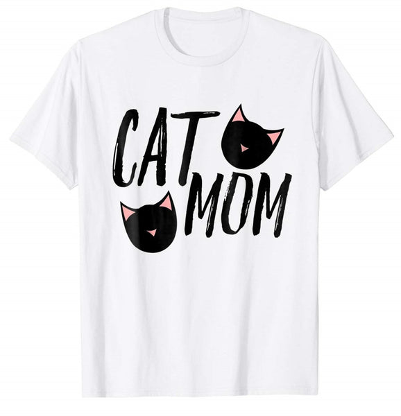 Cat MOM shirt Mother of cats t-shirt for mother's day - Teetaho
