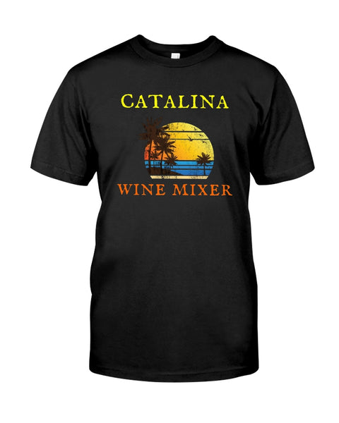 Catalina Wine Mixer Shirts Vintage T-Shirt