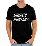 Donald Trump Where���s Hunter T-Shirt Men Women All Size - Teetaho