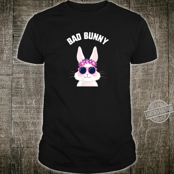 Easter Bad Bunny Sunglasses Candy Spring Bunny T Shirt