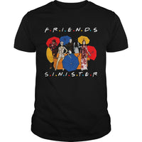Friends Tv Show Friends Sinister T Shirt