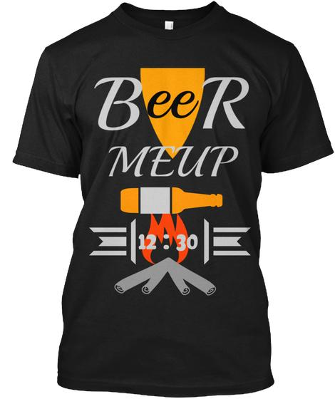 Funny Beer Meup T Shirt