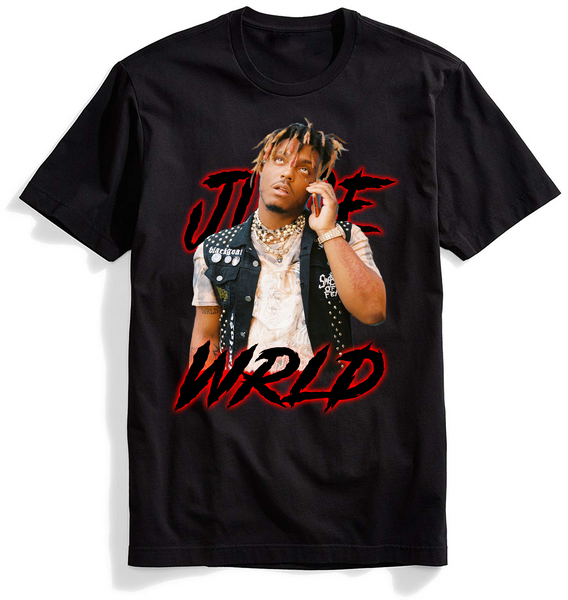 Juice Wrld On the Phone Shirt Unisex T-Shirt
