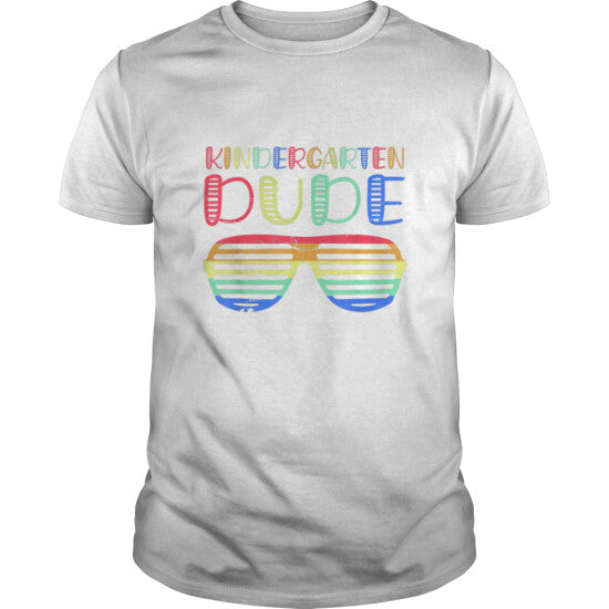 Kindergarten Dude T shirt