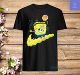 Kyrie Irving Basketball SpongeBob T-Shirt - Teetaho