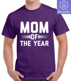 Mom Of The Year T-Shirt Colorful more Size - Teetaho
