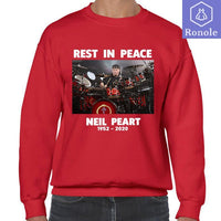 Neil Peart Rush Rock Band Drummer SweatShirts - Teetaho