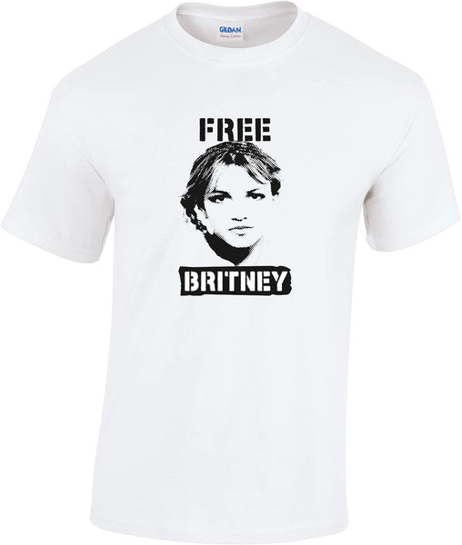 New Free Britney T shirt