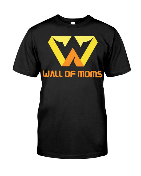 Official Wall Of Moms T Shirt Classic T-Shirt