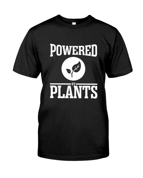 Powered by Plants Premium T shirt