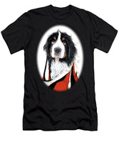 Skunked - Bernese Mountain Dog T-Shirt - Teetaho