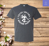 Smoke Skooma Worship Daedra T-Shirt - Teetaho
