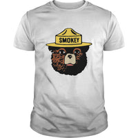 Smokey Bear Classic T shirt
