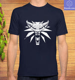 The Witcher T-shirt All Sizes - Teetaho