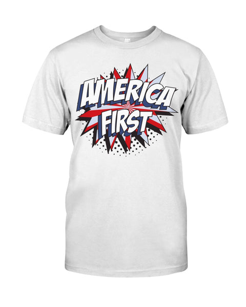 Trump America First Classic T-Shirt