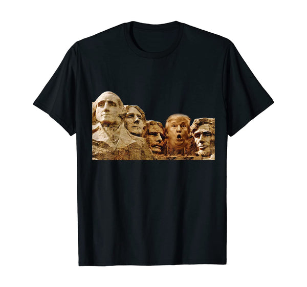 Trump Mt Rushmore T-Shirt