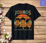Vintage Jonas name fan T-Shirt - Teetaho